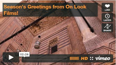 Season's Greetings from On Look Films! A Short Video for you!